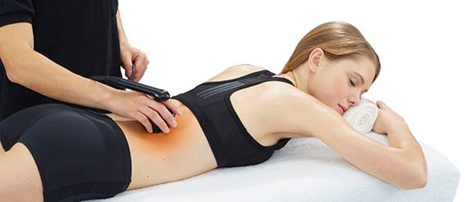 ラジオスティムによるラジオ波温熱療法で腰痛治療